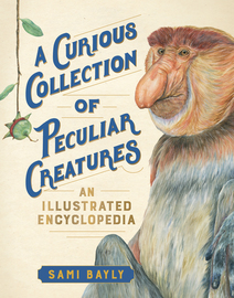 A Curious Collection of Peculiar Creatures - cover