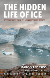 The Hidden Life of Ice - cover