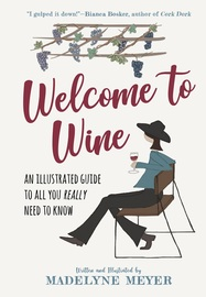Welcome to Wine - cover