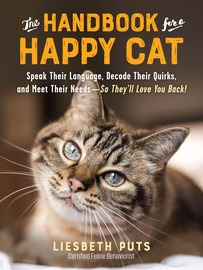 The Handbook for a Happy Cat - cover