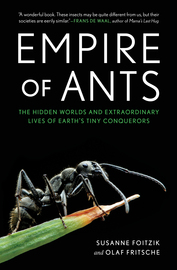 Empire of Ants - cover
