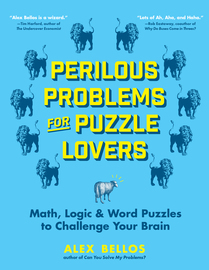 Perilous Problems for Puzzle Lovers - cover