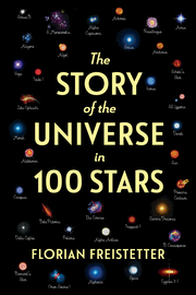 The Story of the Universe in 100 Stars - cover