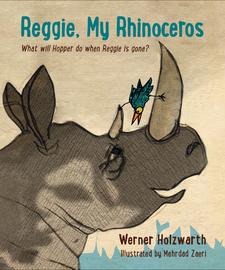 Reggie, My Rhinoceros - cover