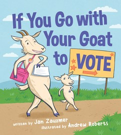 If You Go with Your Goat to Vote - cover