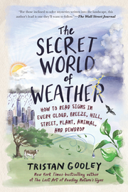 The Secret World of Weather - cover