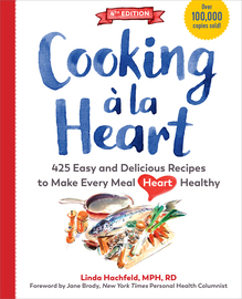 Cooking à la Heart, Fourth Edition - cover
