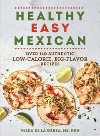 Healthy Easy Mexican - cover