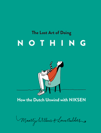 The Lost Art of Doing Nothing - cover