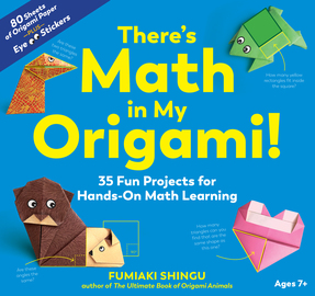 There's Math in My Origami! - cover