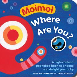 Moimoi, Where Are You? - cover