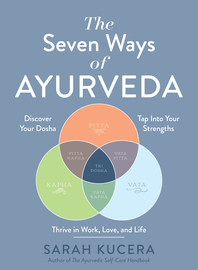 The Seven Ways of Ayurveda - cover