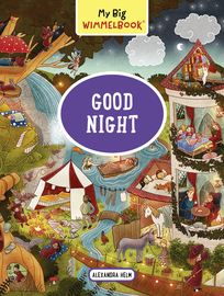 My Big Wimmelbook—Good Night - cover