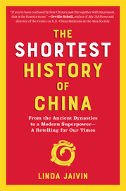 The Shortest History of China - cover