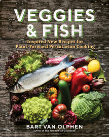 Veggies & Fish - cover