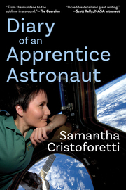 Diary of an Apprentice Astronaut - cover