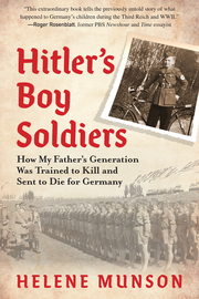 Hitler's Boy Soldiers - cover