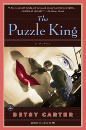 The Puzzle King - cover