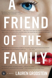 A Friend of the Family - cover