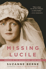 Missing Lucile - cover