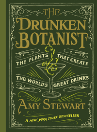 The Drunken Botanist - cover