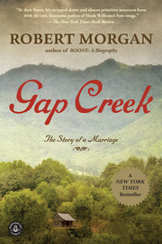 Gap Creek (Oprah's Book Club) - cover