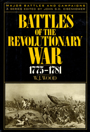 Battles of the Revolutionary War, 1775-1781 - cover