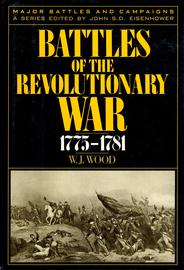 Battles of the Revolutionary War, 1775-1781 - cover