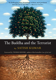 The Buddha and the Terrorist  - cover