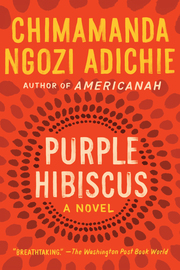 Purple Hibiscus - cover