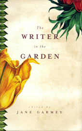 The Writer in the Garden - cover