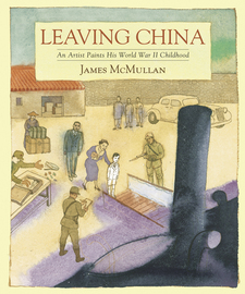 Leaving China - cover