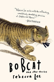 Bobcat and Other Stories - cover