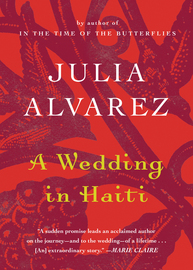 A Wedding in Haiti - cover