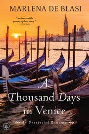 A Thousand Days in Venice - cover