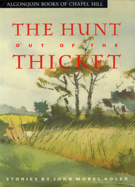 The Hunt Out of the Thicket - cover
