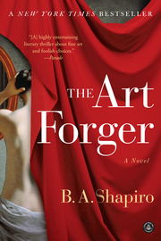 The Art Forger - cover