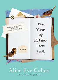 The Year My Mother Came Back - cover