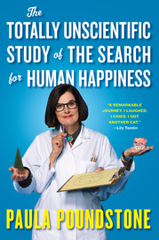 The Totally Unscientific Study of the Search for Human Happiness - cover