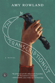 The Transcriptionist - cover