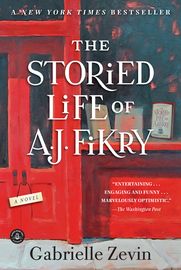 The Storied Life of A. J. Fikry - cover