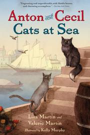 Anton and Cecil, Book 1 - cover