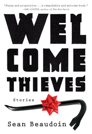 Welcome Thieves - cover