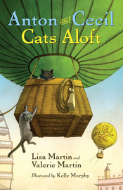 Anton and Cecil, Book 3 - cover