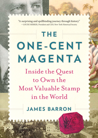 The One-Cent Magenta - cover