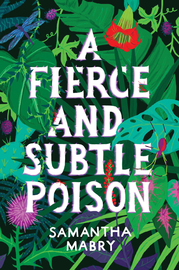 A Fierce and Subtle Poison - cover