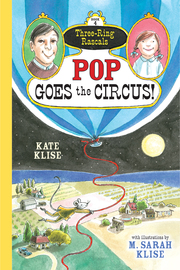 Pop Goes the Circus! - cover