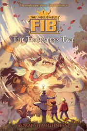 The Unbelievable FIB 1 - cover