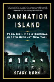 Damnation Island - cover