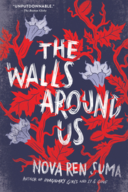 The Walls Around Us - cover